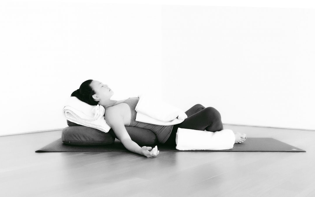 Level 1 Restorative Yoga Teacher Training
