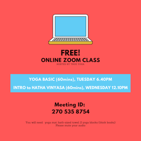 Free online class & updates!