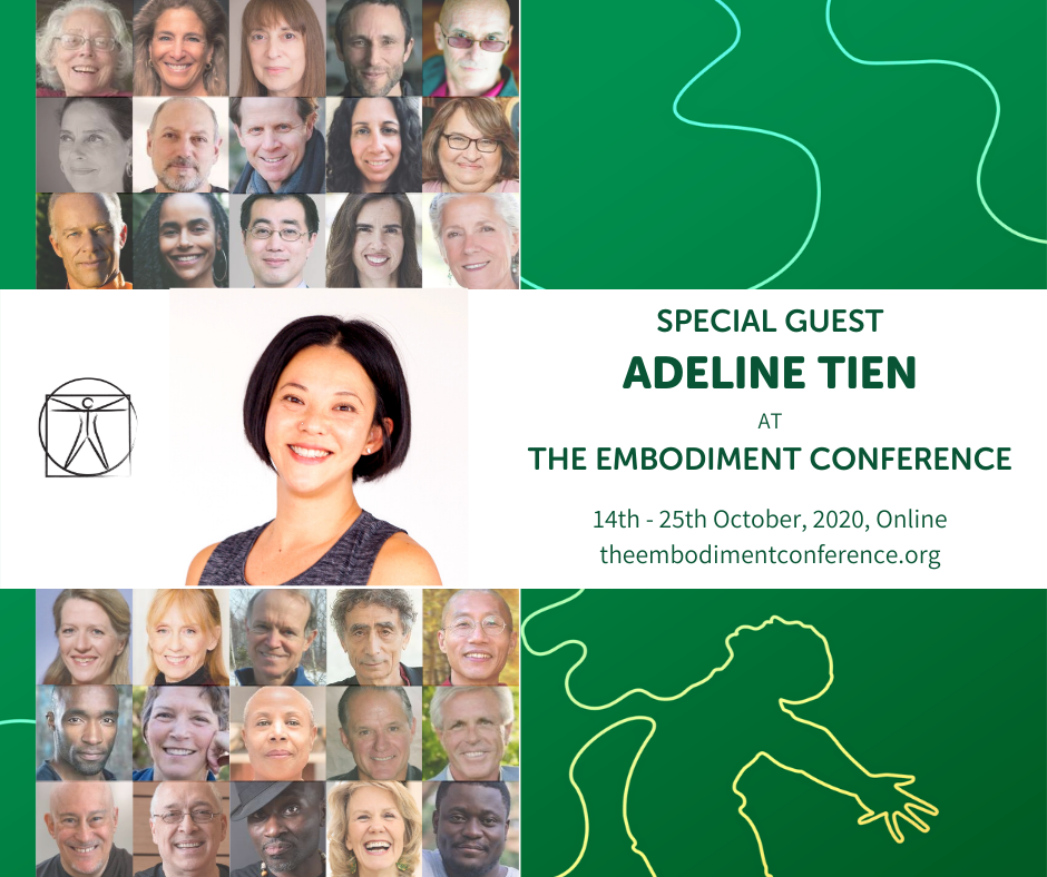 Hit the Pause Button at The Embodiment Conference October 2020