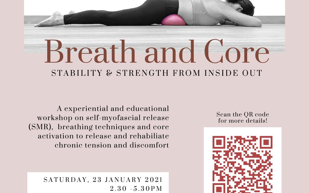 Breath & Core Workshop